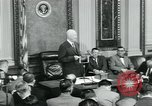 Image of President Dwight D Eisenhower Washington DC USA, 1953, second 61 stock footage video 65675022162