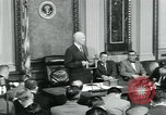 Image of President Dwight D Eisenhower Washington DC USA, 1953, second 62 stock footage video 65675022162