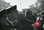 Image of Jawaharlal Nehru at Republic Day parade New Delhi India, 1950, second 14 stock footage video 65675022163