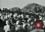 Image of Jawaharlal Nehru at Republic Day parade New Delhi India, 1950, second 15 stock footage video 65675022163