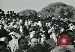 Image of Jawaharlal Nehru at Republic Day parade New Delhi India, 1950, second 17 stock footage video 65675022163