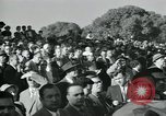 Image of Jawaharlal Nehru at Republic Day parade New Delhi India, 1950, second 18 stock footage video 65675022163
