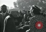 Image of Jawaharlal Nehru at Republic Day parade New Delhi India, 1950, second 19 stock footage video 65675022163