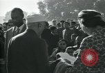 Image of Jawaharlal Nehru at Republic Day parade New Delhi India, 1950, second 20 stock footage video 65675022163