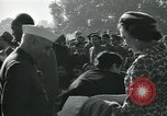 Image of Jawaharlal Nehru at Republic Day parade New Delhi India, 1950, second 22 stock footage video 65675022163
