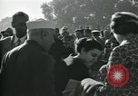 Image of Jawaharlal Nehru at Republic Day parade New Delhi India, 1950, second 25 stock footage video 65675022163