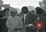 Image of Jawaharlal Nehru at Republic Day parade New Delhi India, 1950, second 27 stock footage video 65675022163