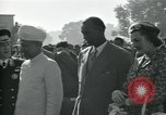 Image of Jawaharlal Nehru at Republic Day parade New Delhi India, 1950, second 29 stock footage video 65675022163