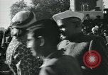 Image of Jawaharlal Nehru at Republic Day parade New Delhi India, 1950, second 32 stock footage video 65675022163