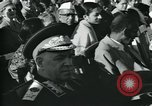 Image of Jawaharlal Nehru at Republic Day parade New Delhi India, 1950, second 34 stock footage video 65675022163