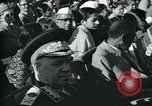 Image of Jawaharlal Nehru at Republic Day parade New Delhi India, 1950, second 35 stock footage video 65675022163