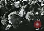 Image of Jawaharlal Nehru at Republic Day parade New Delhi India, 1950, second 36 stock footage video 65675022163