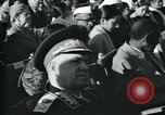Image of Jawaharlal Nehru at Republic Day parade New Delhi India, 1950, second 38 stock footage video 65675022163