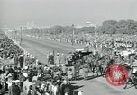 Image of Jawaharlal Nehru at Republic Day parade New Delhi India, 1950, second 49 stock footage video 65675022163
