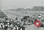 Image of Jawaharlal Nehru at Republic Day parade New Delhi India, 1950, second 50 stock footage video 65675022163