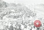 Image of Jawaharlal Nehru at Republic Day parade New Delhi India, 1950, second 52 stock footage video 65675022163