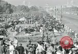 Image of Jawaharlal Nehru at Republic Day parade New Delhi India, 1950, second 53 stock footage video 65675022163