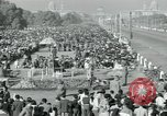 Image of Jawaharlal Nehru at Republic Day parade New Delhi India, 1950, second 58 stock footage video 65675022163