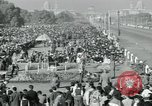 Image of Jawaharlal Nehru at Republic Day parade New Delhi India, 1950, second 59 stock footage video 65675022163