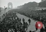 Image of Jawaharlal Nehru at Republic Day parade New Delhi India, 1950, second 60 stock footage video 65675022163