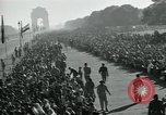 Image of Jawaharlal Nehru at Republic Day parade New Delhi India, 1950, second 61 stock footage video 65675022163