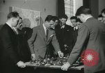 Image of Instructor teaching traffic control to students Quantico Virginia USA, 1942, second 27 stock footage video 65675022166
