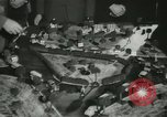 Image of Instructor teaching traffic control to students Quantico Virginia USA, 1942, second 29 stock footage video 65675022166