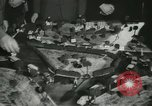 Image of Instructor teaching traffic control to students Quantico Virginia USA, 1942, second 30 stock footage video 65675022166