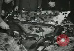 Image of Instructor teaching traffic control to students Quantico Virginia USA, 1942, second 31 stock footage video 65675022166