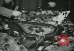 Image of Instructor teaching traffic control to students Quantico Virginia USA, 1942, second 33 stock footage video 65675022166