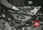Image of Instructor teaching traffic control to students Quantico Virginia USA, 1942, second 34 stock footage video 65675022166