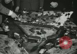 Image of Instructor teaching traffic control to students Quantico Virginia USA, 1942, second 37 stock footage video 65675022166