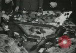 Image of Instructor teaching traffic control to students Quantico Virginia USA, 1942, second 39 stock footage video 65675022166