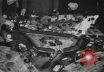 Image of Instructor teaching traffic control to students Quantico Virginia USA, 1942, second 40 stock footage video 65675022166