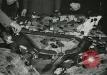 Image of Instructor teaching traffic control to students Quantico Virginia USA, 1942, second 41 stock footage video 65675022166