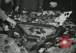 Image of Instructor teaching traffic control to students Quantico Virginia USA, 1942, second 42 stock footage video 65675022166