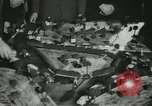 Image of Instructor teaching traffic control to students Quantico Virginia USA, 1942, second 43 stock footage video 65675022166