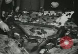 Image of Instructor teaching traffic control to students Quantico Virginia USA, 1942, second 44 stock footage video 65675022166