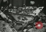 Image of Instructor teaching traffic control to students Quantico Virginia USA, 1942, second 45 stock footage video 65675022166