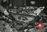 Image of Instructor teaching traffic control to students Quantico Virginia USA, 1942, second 46 stock footage video 65675022166