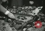 Image of Instructor teaching traffic control to students Quantico Virginia USA, 1942, second 48 stock footage video 65675022166
