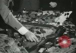Image of Instructor teaching traffic control to students Quantico Virginia USA, 1942, second 49 stock footage video 65675022166