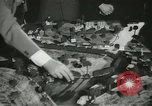 Image of Instructor teaching traffic control to students Quantico Virginia USA, 1942, second 50 stock footage video 65675022166