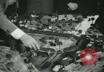 Image of Instructor teaching traffic control to students Quantico Virginia USA, 1942, second 51 stock footage video 65675022166