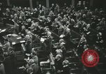 Image of Joint Session of Congress Washington DC USA, 1951, second 12 stock footage video 65675022169