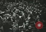 Image of Joint Session of Congress Washington DC USA, 1951, second 14 stock footage video 65675022169