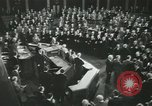 Image of Joint Session of Congress Washington DC USA, 1951, second 17 stock footage video 65675022169