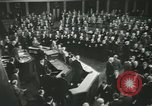 Image of Joint Session of Congress Washington DC USA, 1951, second 19 stock footage video 65675022169