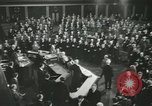 Image of Joint Session of Congress Washington DC USA, 1951, second 20 stock footage video 65675022169