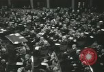 Image of Joint Session of Congress Washington DC USA, 1951, second 23 stock footage video 65675022169